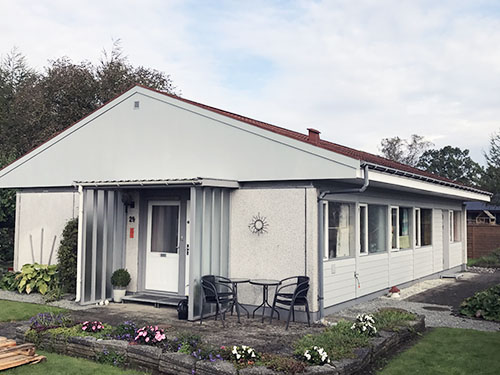 Facade Sundby Nykøbing MT Totalbyg tømrer murer 1