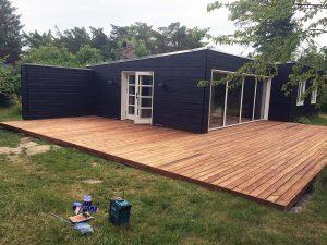 Sommerhus tømrer murer Marielyst Falster